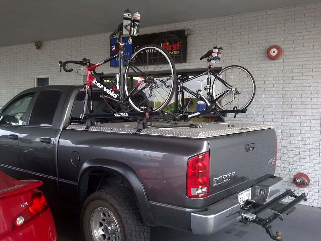 best truck bed bike rack reviews top 9