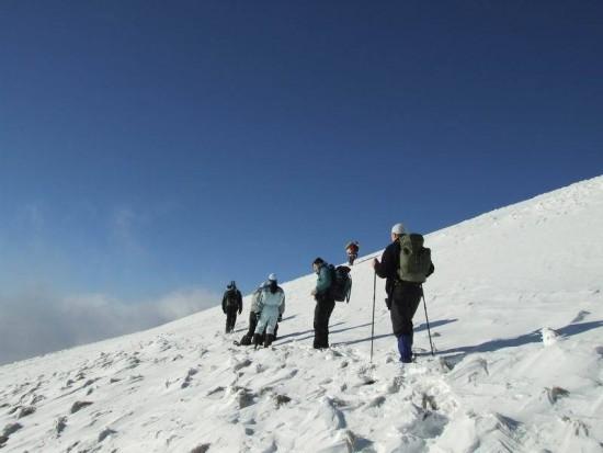 Prelazimo 2000 m visine