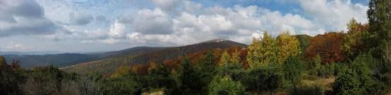 Uspon ka Srebrnoj Glavi u bojama jeseni
