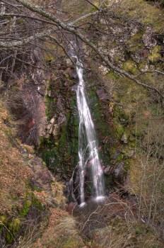 Kurtulski vodopad (poznat i kao veliki Krmoljski) izbliza