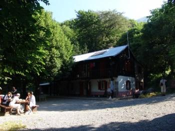 Pl. dom V. Paklenica na 480 m
