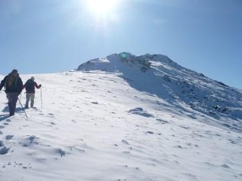 Vrh Ubava (2352 m)