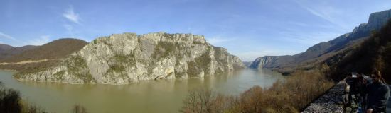 Početak kruga - na Dunavskoj magistrali nadomak Kazana