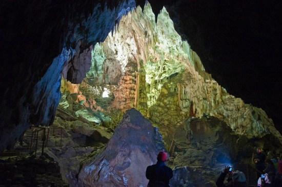 Veličanstveni prizori pećine Ceremošnje