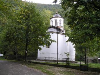 Crkvica u selu Ba