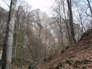 Stene Tupiznice pogodne za uspone alpinista