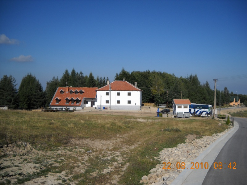 Planinarski dom Besna Kobila