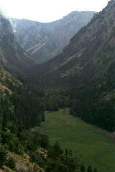 U kanjonu Sušice