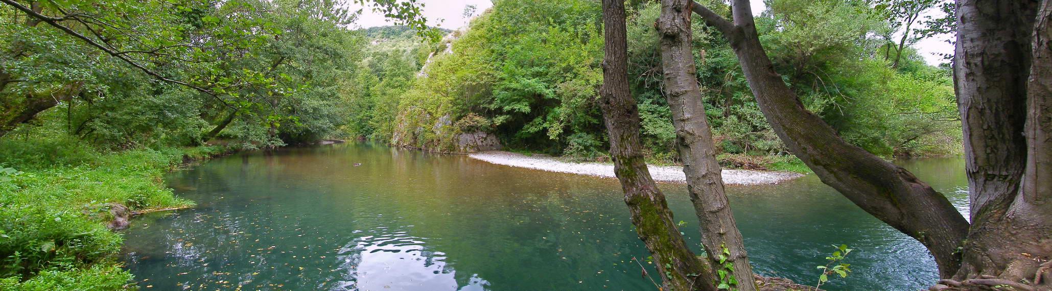 Staze i bogaze | Kanjon reke Gradac