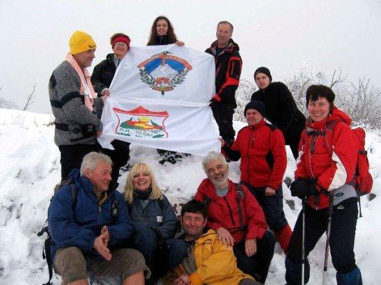 Planinari na Zelenom vrhu