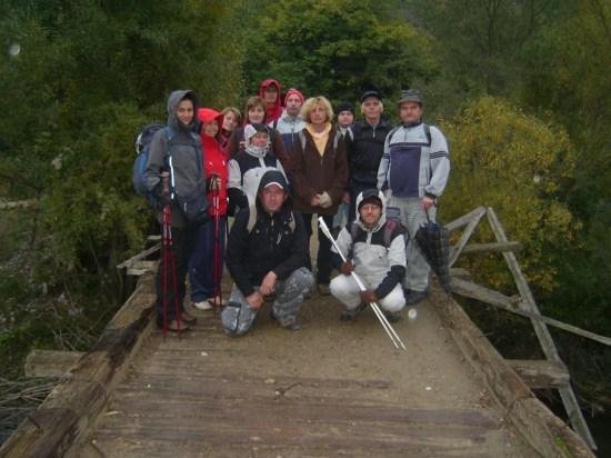 Sajince - most na reci Pcinji