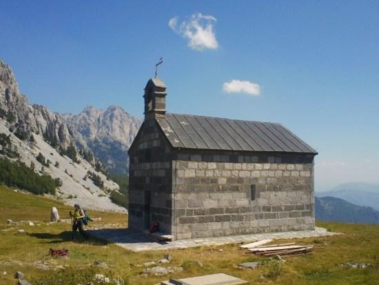 Carine - crkva Sv. Ilije