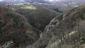 Pogled na Katušnicu