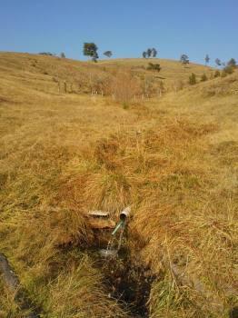 Izvor pijaće vode kod kolibe
