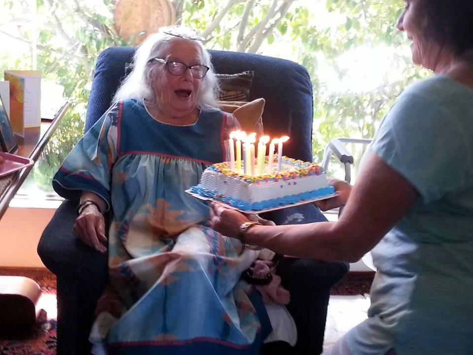 Dr Jean's birthday