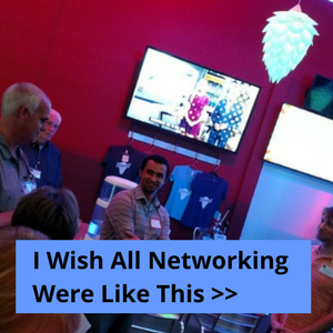 i wish all networking were like this