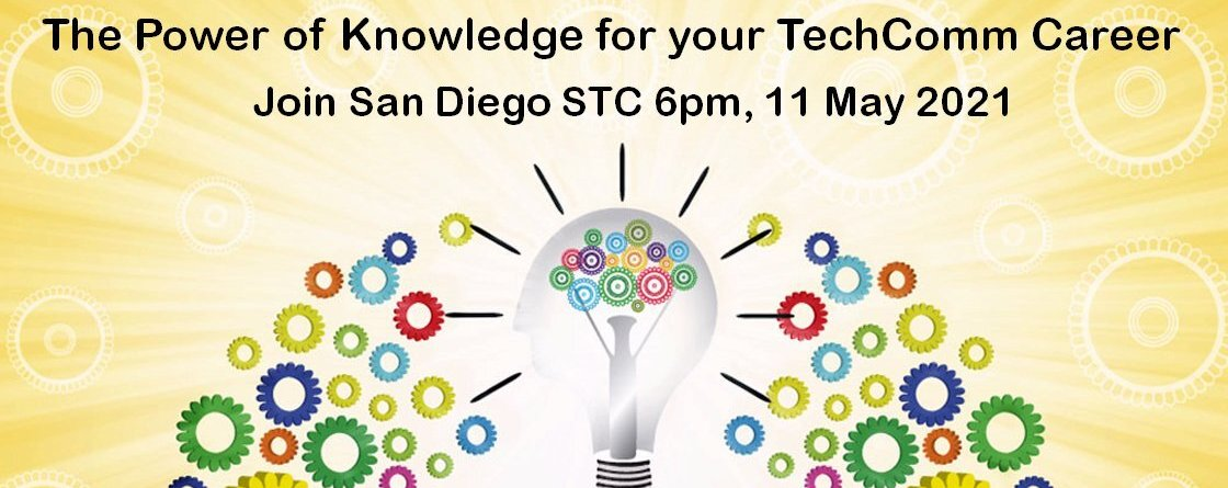 The Power of Knowledge for Your TechComm Career