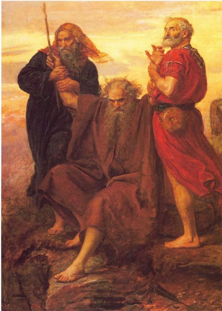 Victory O Lord!, John Everett Millais, 1871, Manchester Art Gallery.