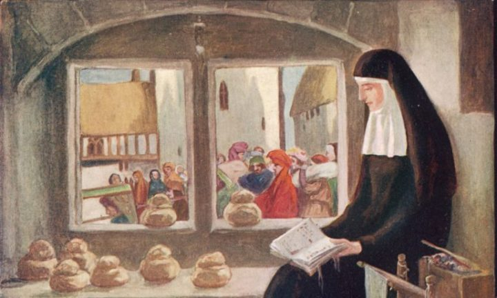 Lady Julian Of Norwich, Stephen Reid, 1912