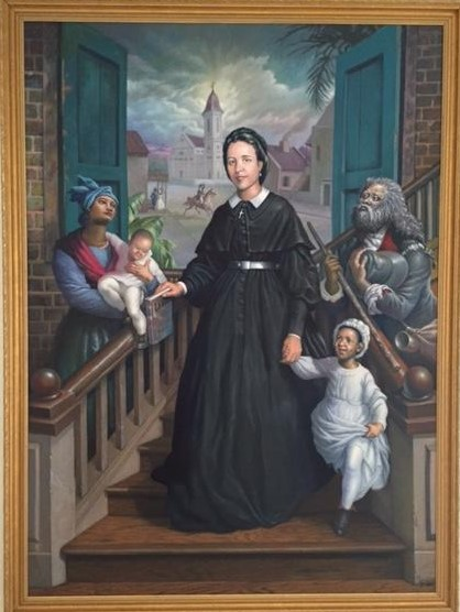 Black Americans on the Way to Sainthood: Henriette Delille