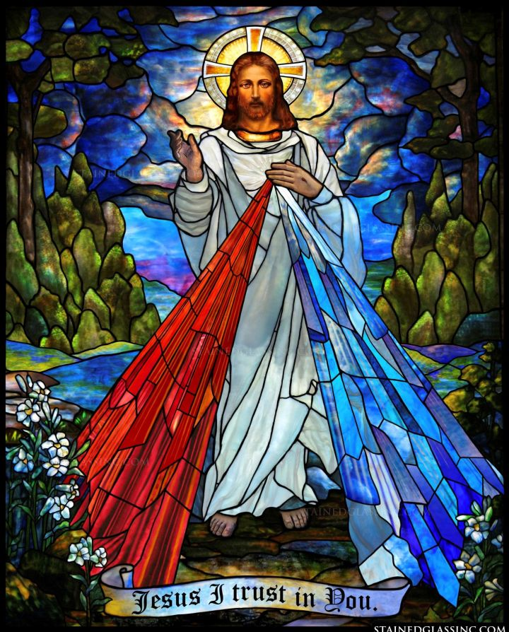 Divine Mercy Sunday – Building Up the World