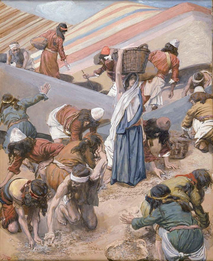 18th Sunday of Ordinary Time – Walking with Jesus