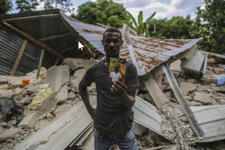 Support Haiti Relief Efforts