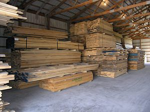 Cherry Lumber Buy Hardwood Lumber At St Charles