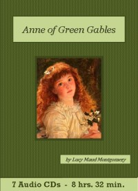 Anne of Green Gables - St. Clare Audio