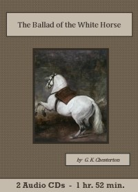 Ballad of the White Horse - St. Clare Audio