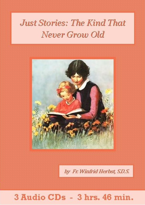 Just Stories - The Kind That Never Grow Old - St. Clare Audio