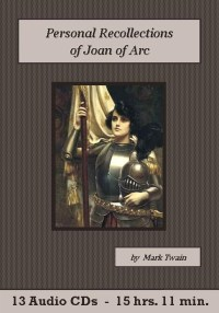 Personal Recollections of Joan of Arc - St. Clare Audio
