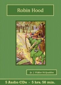 Robin Hood - St. Clare Audio