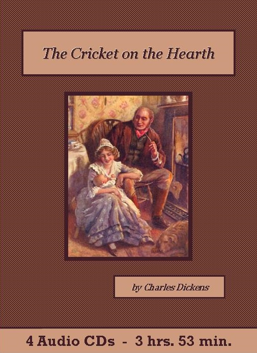 The Cricket on the Hearth Audiobook CD Set - St. Clare Audio
