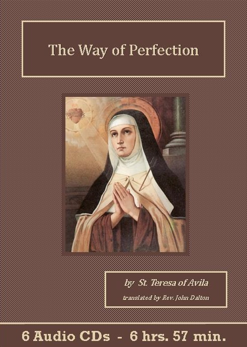 The Way of Perfection - St. Clare Audio