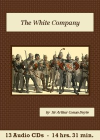 The White Company Audiobook CD Set - St. Clare Audio