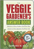 Veggie Gardener's Answer Book - St. Clare Heirloom Seeds