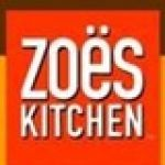 Zoes Kitchen Coupon Codes
