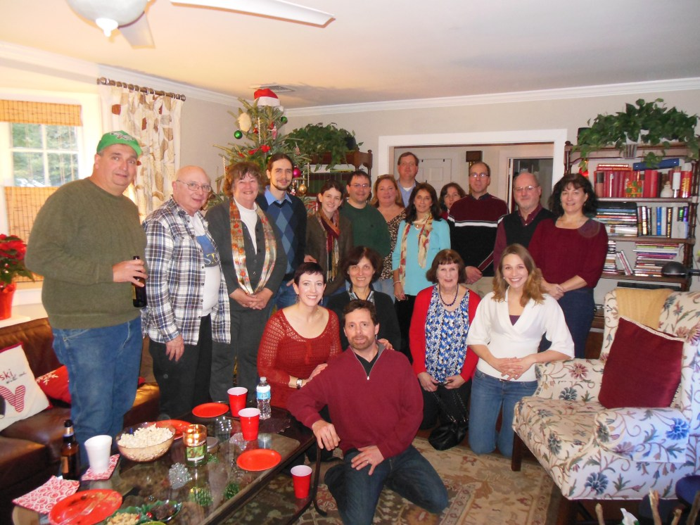 2013 Holiday Party
