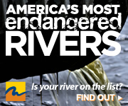 America's Most Endangered Rivers logo