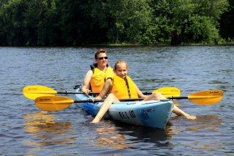 St. Croix River kayak