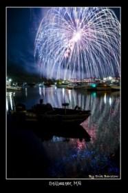 Stillwater Fourth of July fireworks, photo by Erik Barstow (www.erikbarstow.com/)