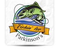 Fishin' for Parkinson's logo