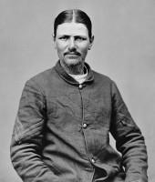 Boston Corbett historical photo