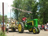 Afton Fourth of July Parade