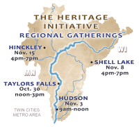 Heritage Initiative Regional Gatherings