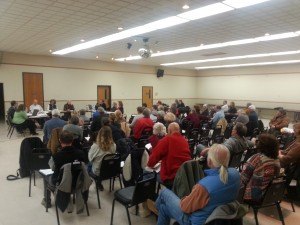 Scandia Planning Commission meeting