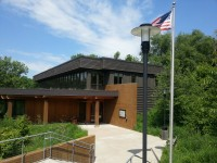 Saint Croix National Scenic Riverway visitor center
