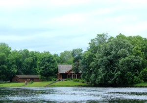 House located at Frandsen Landing