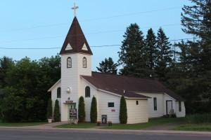 St. Anthony Catholic Church in Gordon